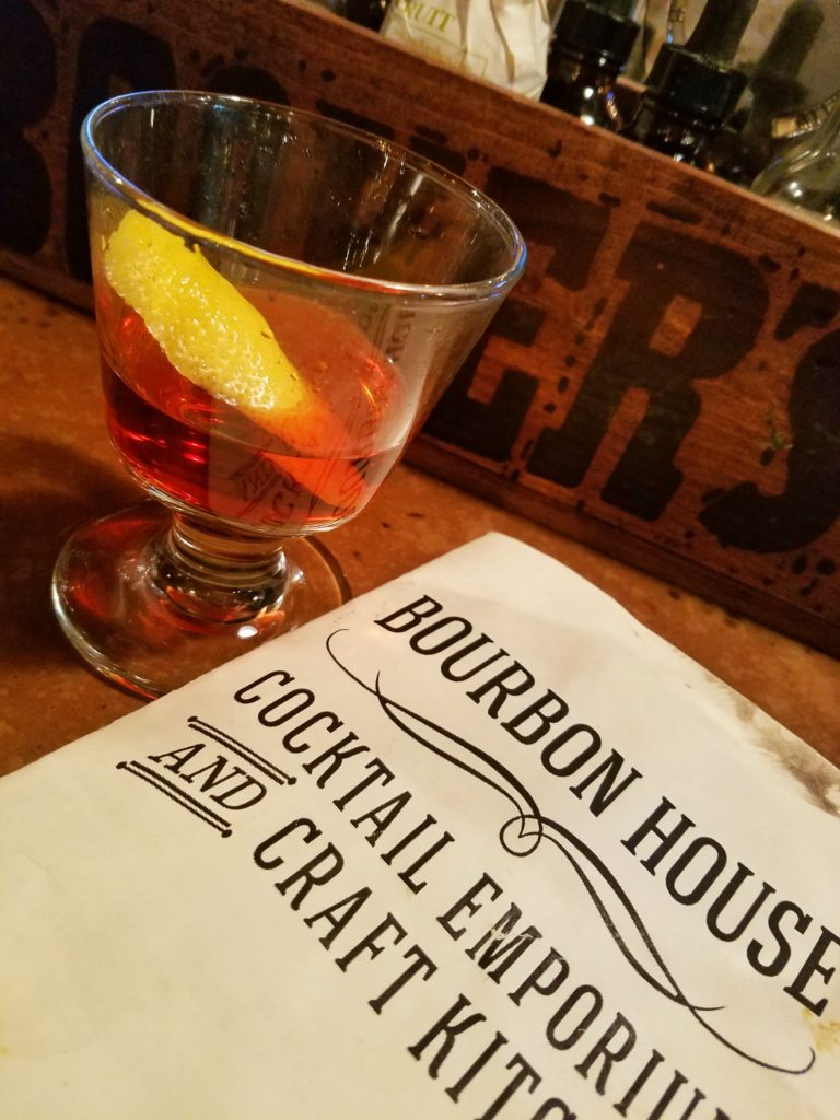 Sazerac Bourbon House Salt Lake City Eats and Drinks