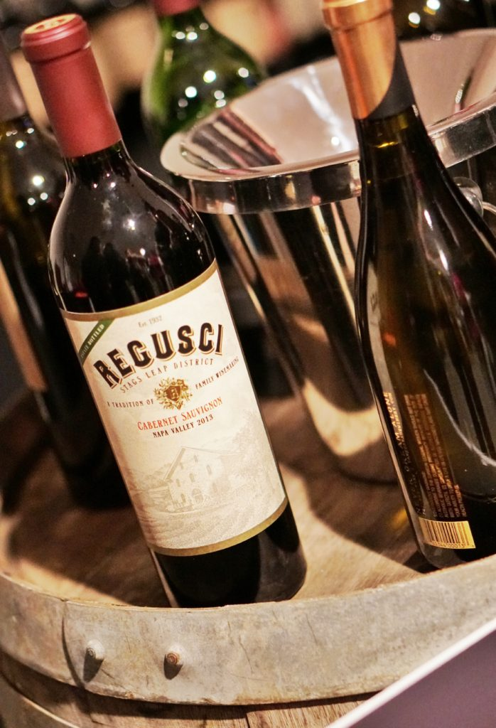 Regusci Wine Chocolate and Wine Experience