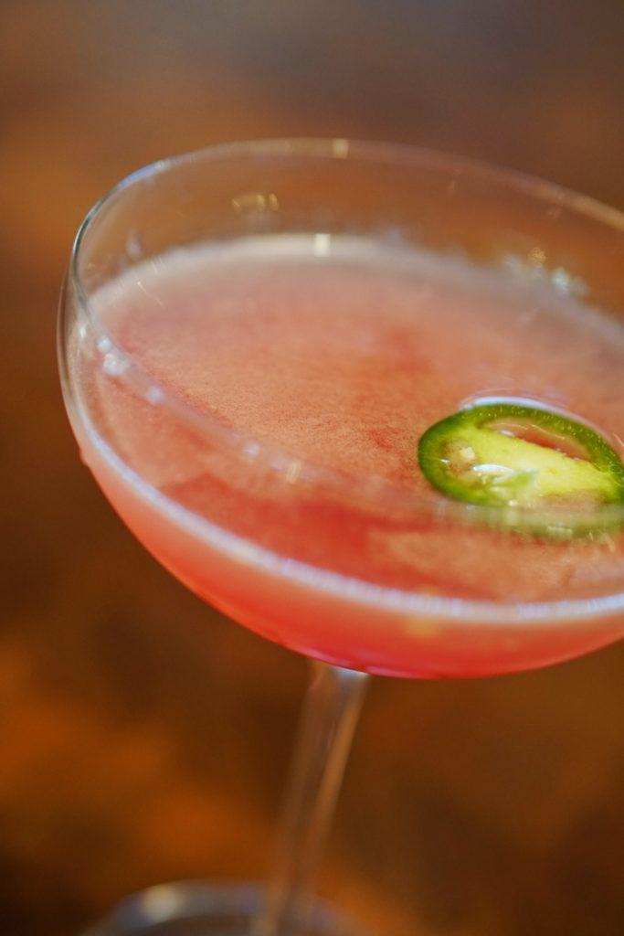 True Food Kitchen Valentines Tequila cocktai