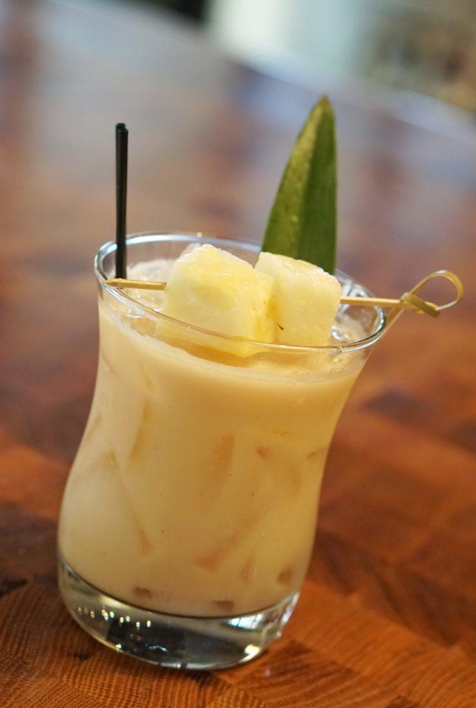 True Food Kitchen Valentine Cocktails Pineapple Rum cocktail