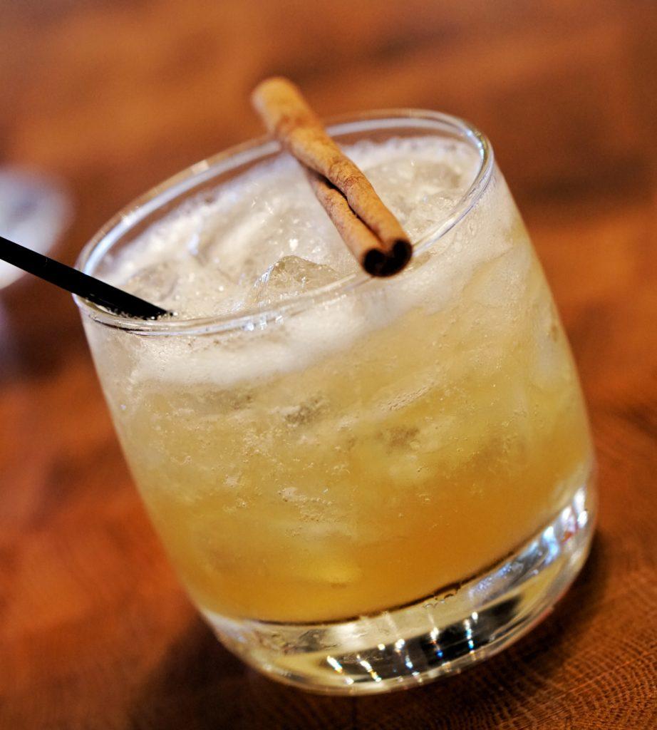 True Food Kitchen Valentines Day Bourbon Cocktail