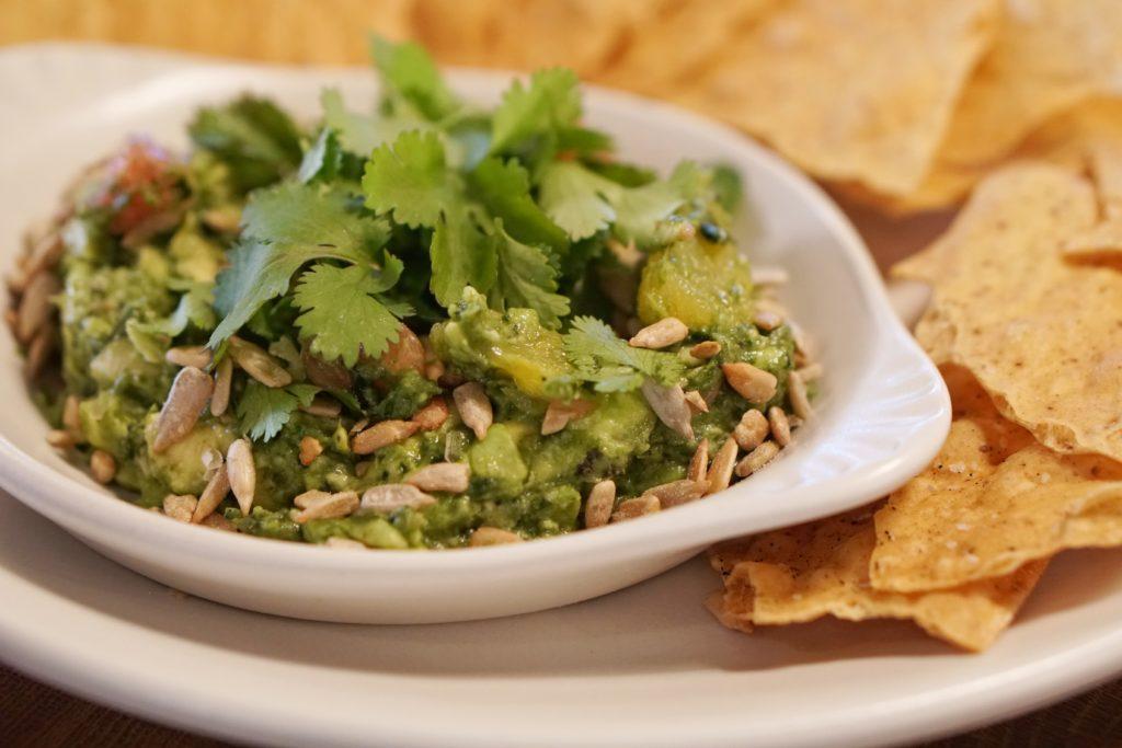 True Food Kitchen guacamole