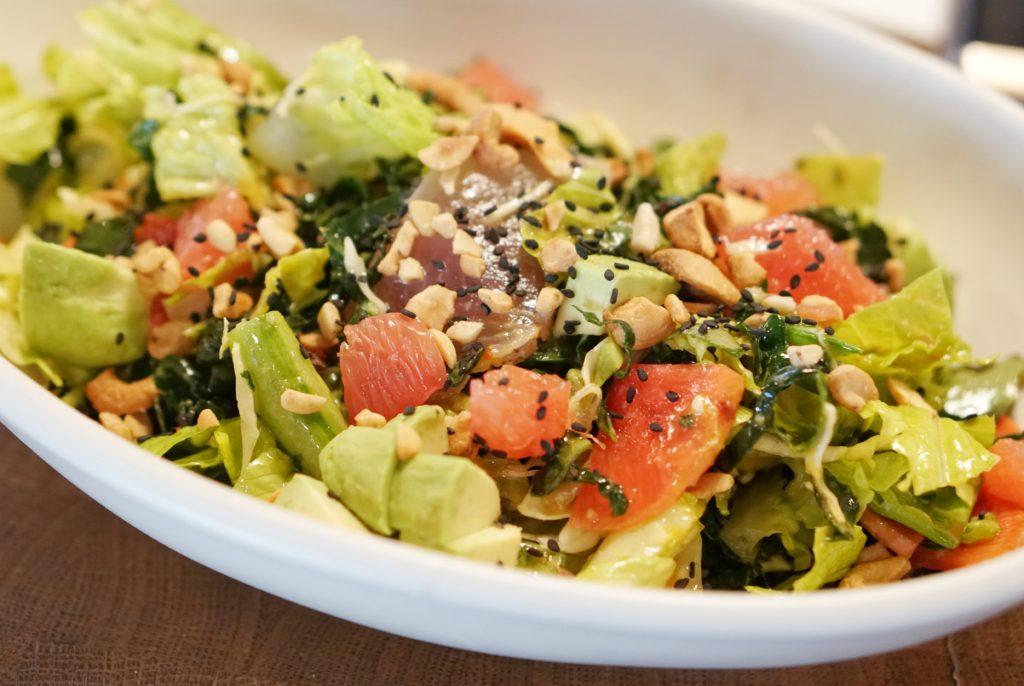 True Food Kitchen ahi salad