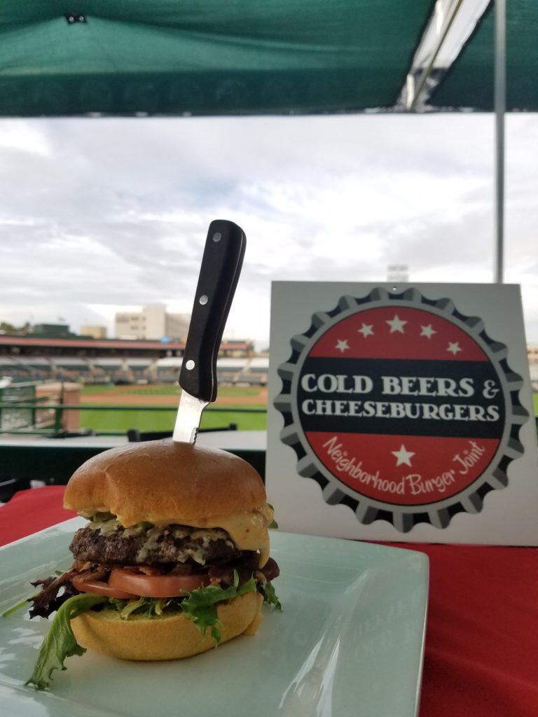 Cold Beers and Cheeseburgers