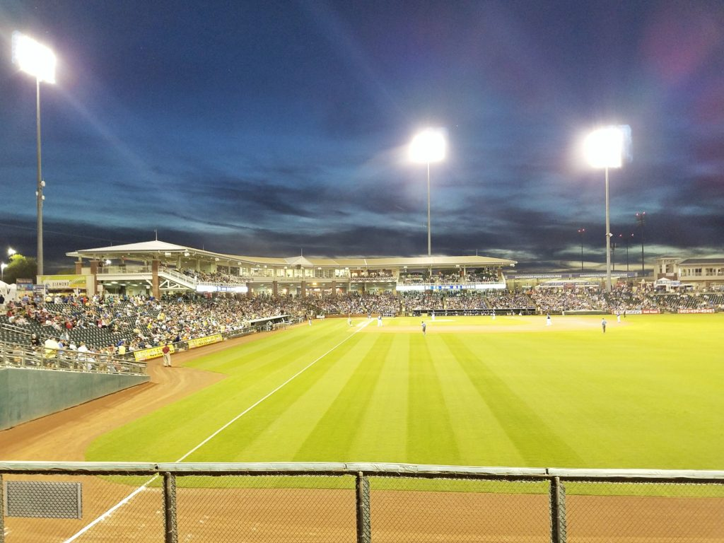 Surprise Stadium Spring Training