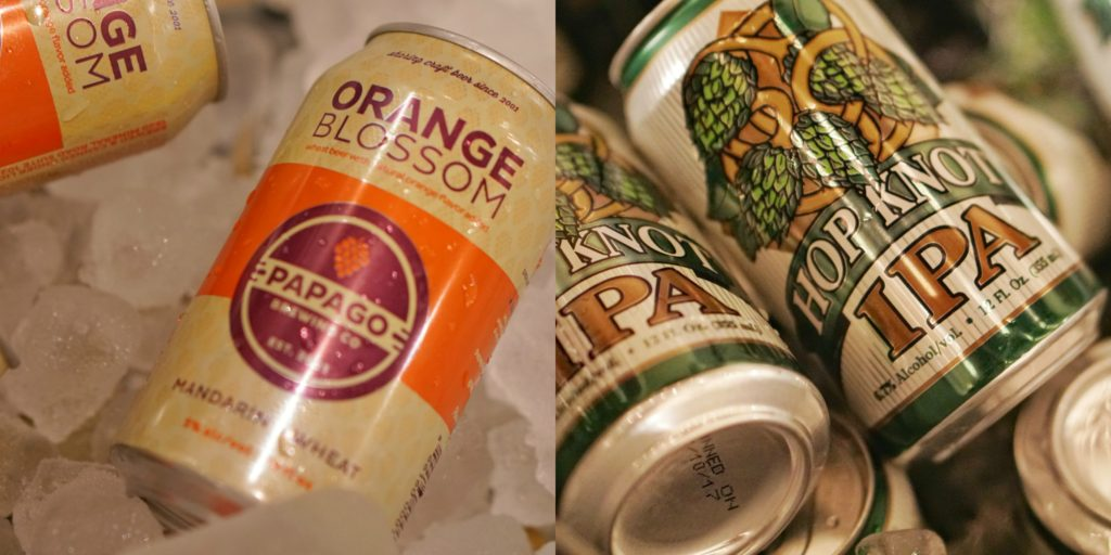 Barrel and Board Beer