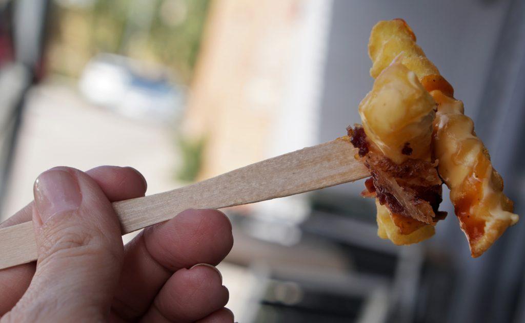 Shake Shack BBQ Bacon Cheese Fries