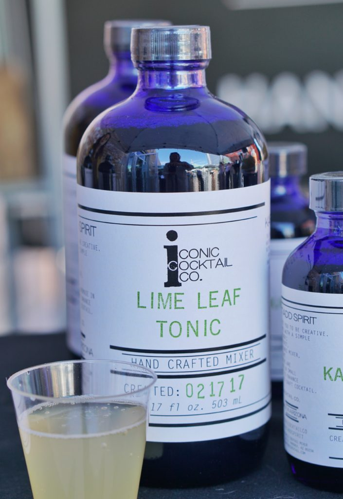 Iconic Cocktail Co Lime Leaf tonic