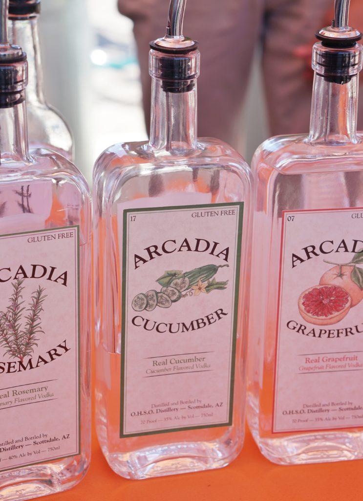 OHSO Arcadia Vodka