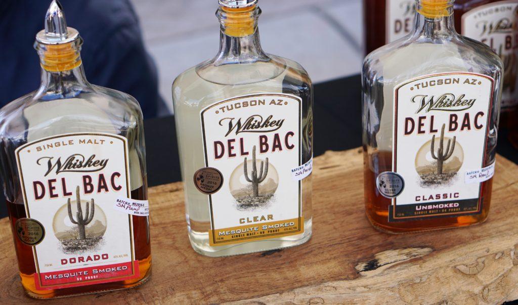 Hamilton Distillery Del Bac
