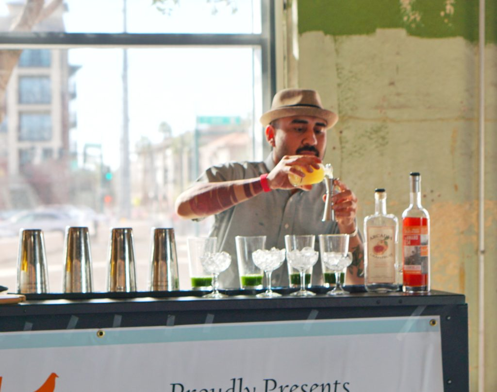 Devour Bartending Competition Windsor