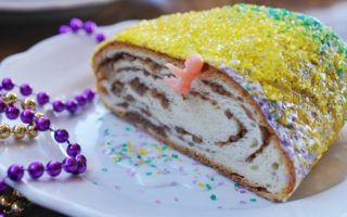 Celebrating Mardi Gras' Fat Tuesday at Southern Rail