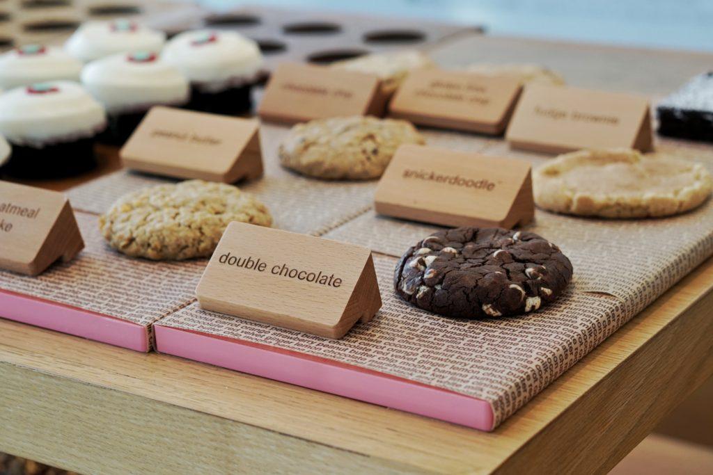 new Sprinkles cookies