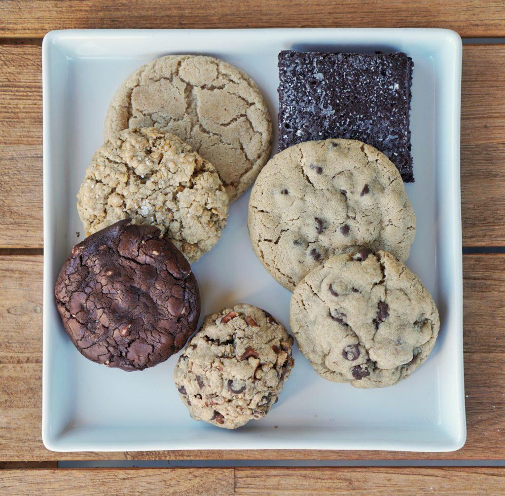 Sprinkles new cookies