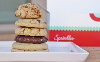 Sprinkles Scottsdale Now Baking Cookies