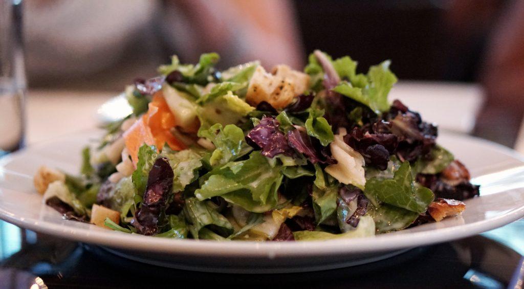 Liberty Station salad