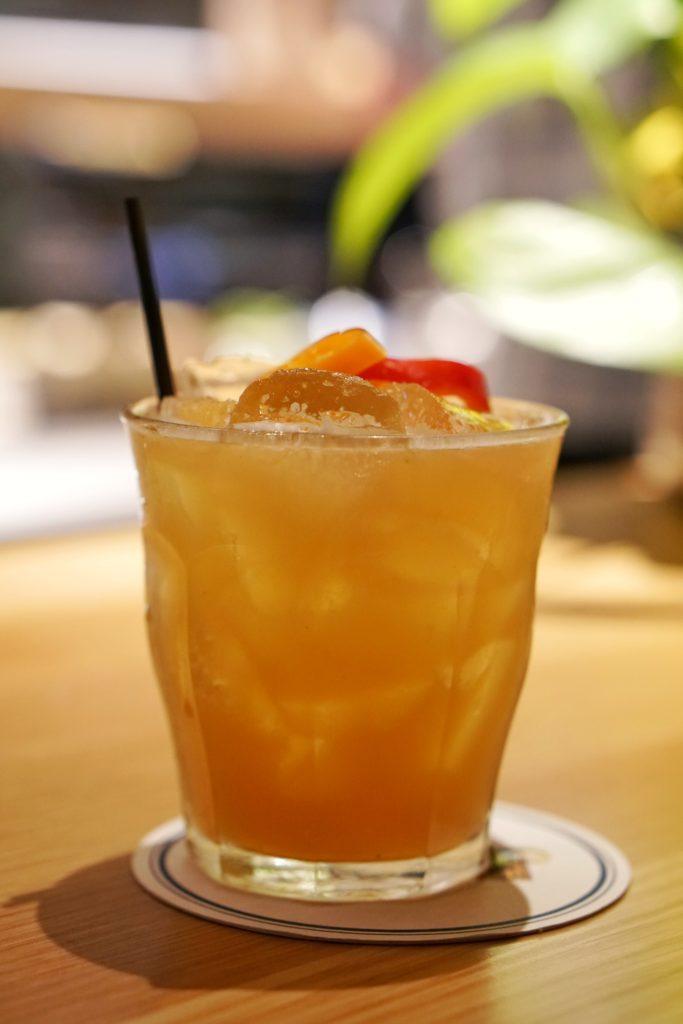 Doughbird cocktails