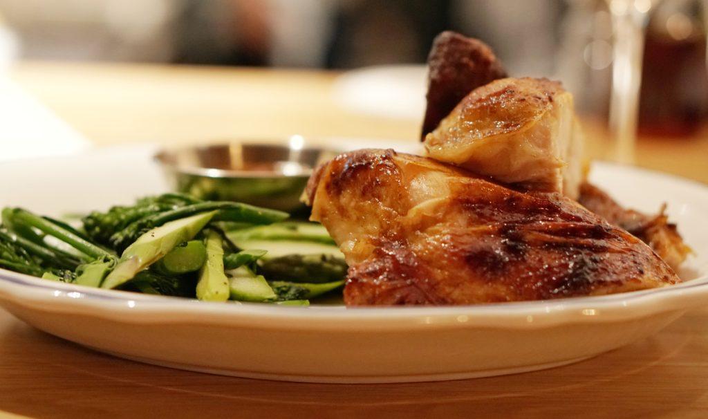 Doughbird rotisserie chicken