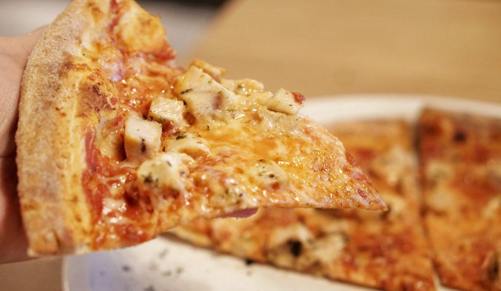 Modern Market pizza