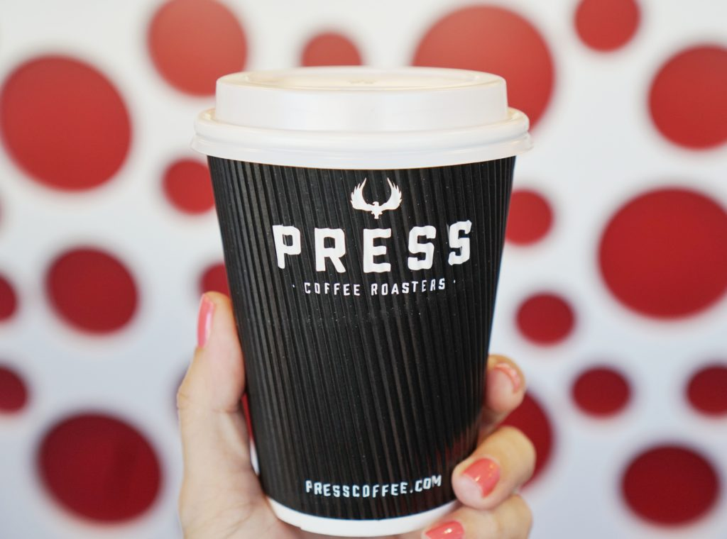 Press Coffee downtown Phoenix