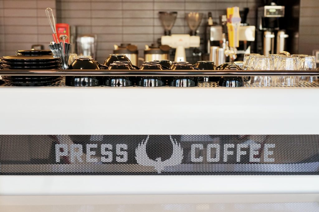 Press Coffee