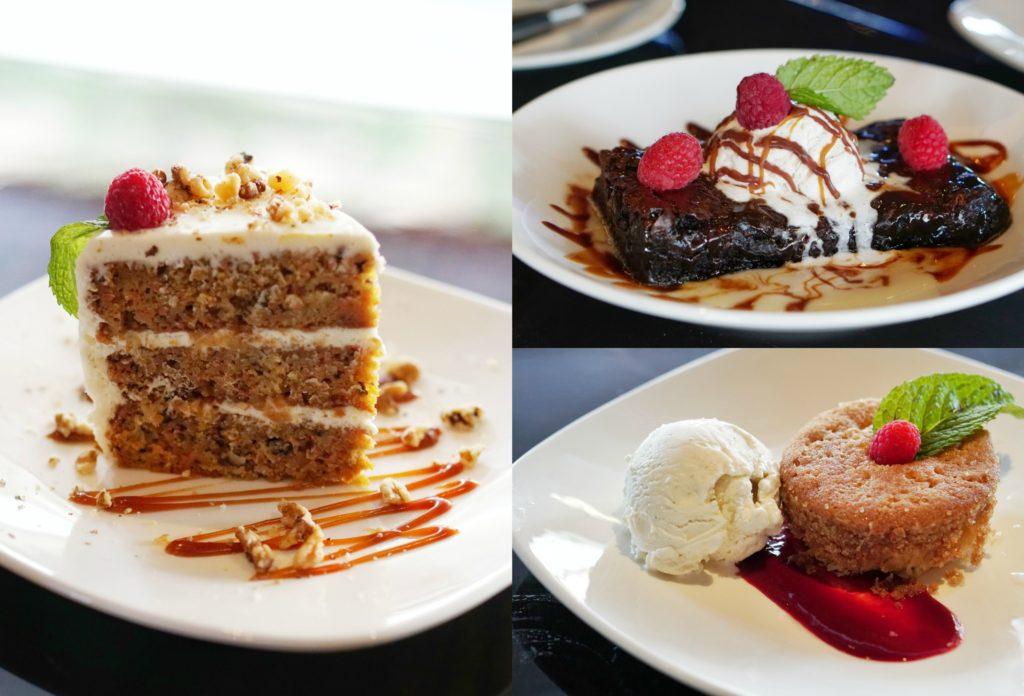 Kona Grill Desserts
