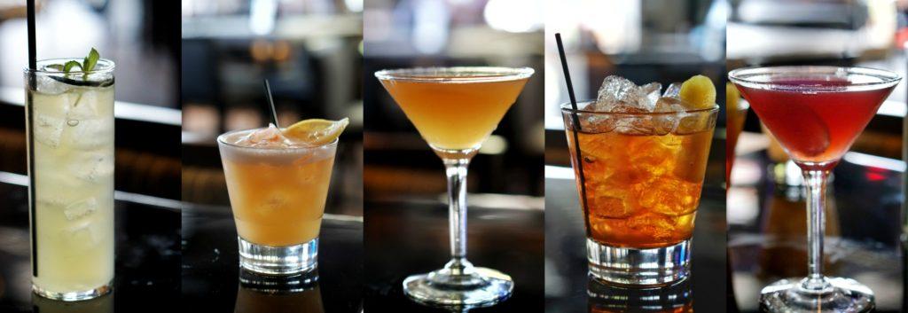 Kona Grill cocktails