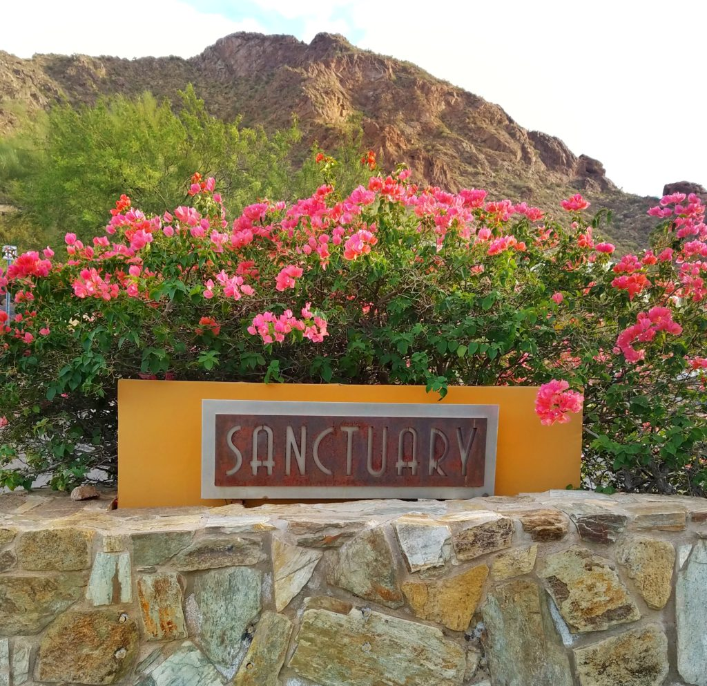 Sanctuary Resort Paradise Valley AZ