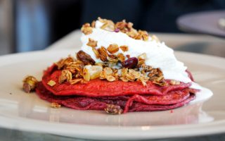 Andaz Scottsdale offers Eat Red breakfast menu