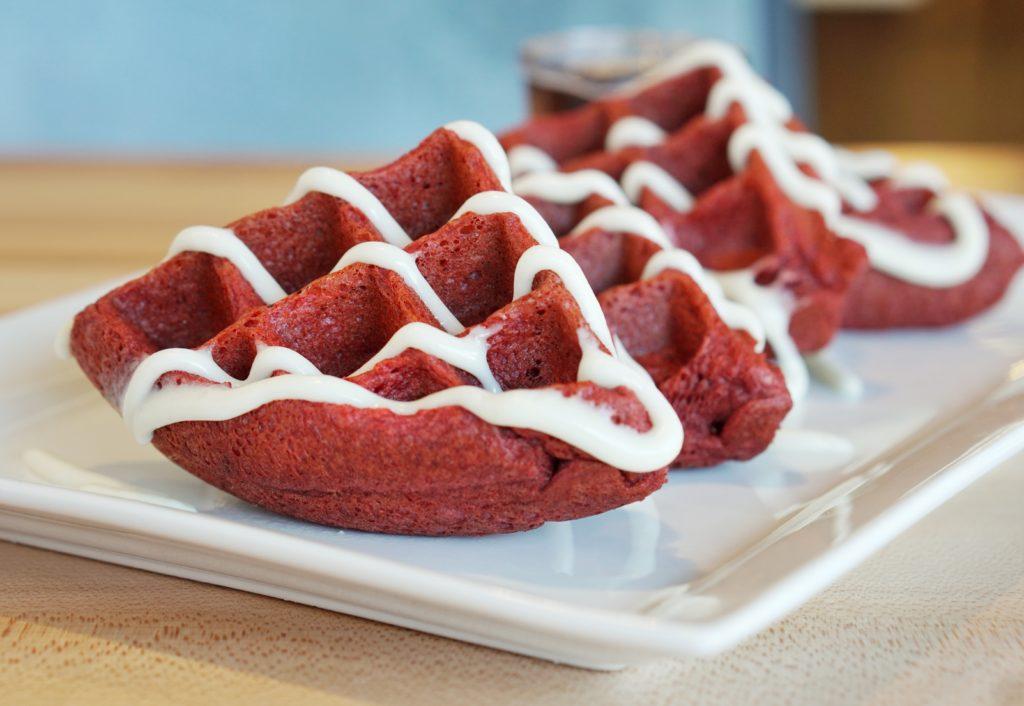 NCounter Phoenix Red Velvet Waffles