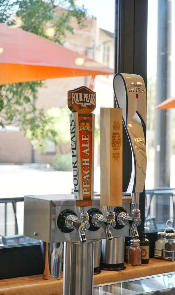 ncounter phoenix beer taps