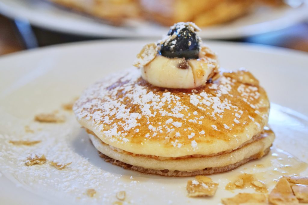 Hash Kitchen Scottsdale Cannoli Pancakes