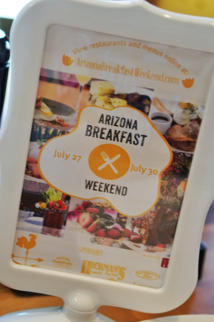 Arizona Breakfast Weekend 2017