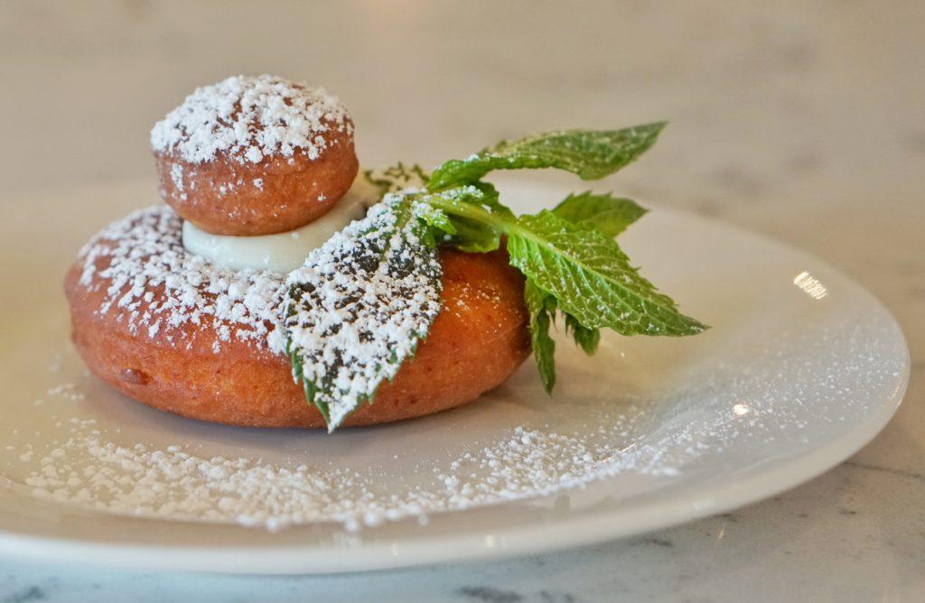 Hash Kitchen Scottsdale Cannoli Doughnut