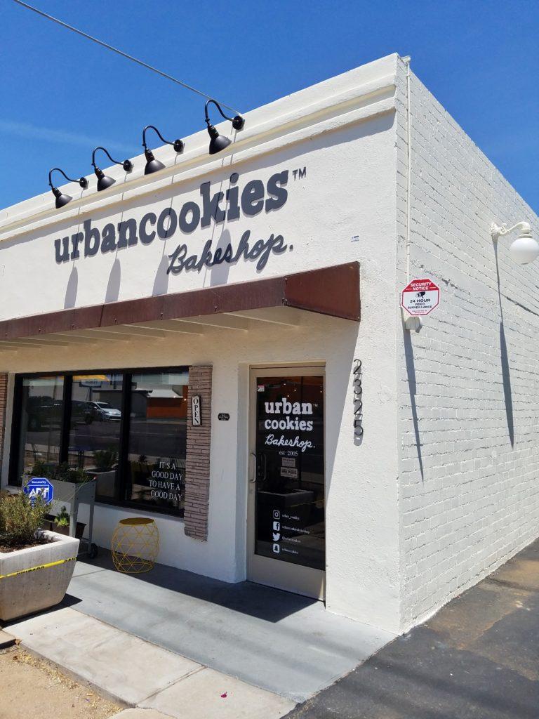 Urban Cookies Bakeshop Phoenix
