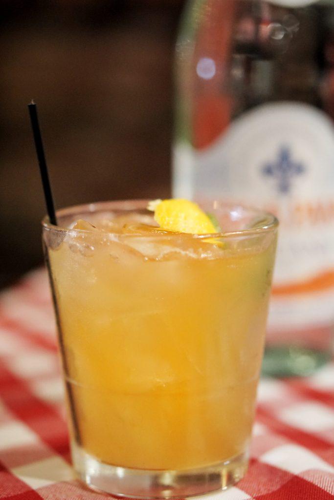 Grimaldis cocktails