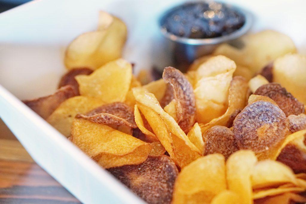 Brat Haus Scottsdale chips