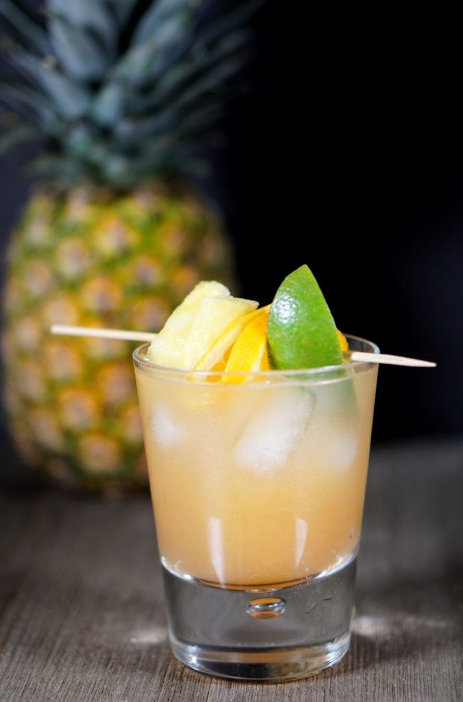 Pineapple Mango Rum Punch 4