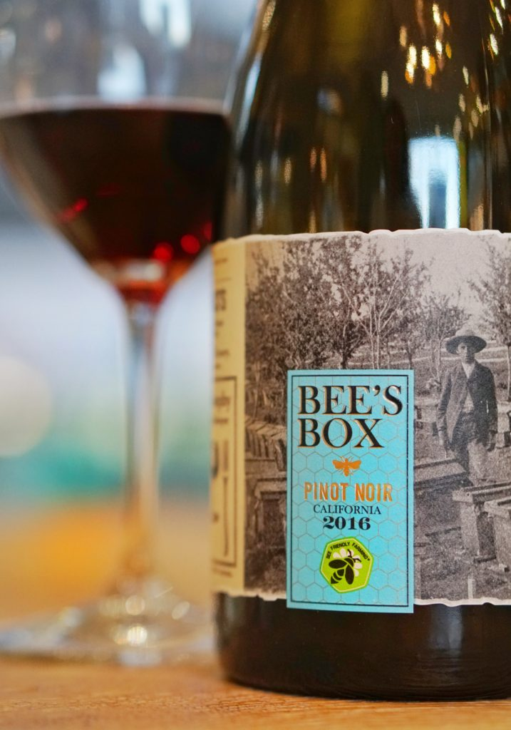Bee's Box Wine Pinot Noir