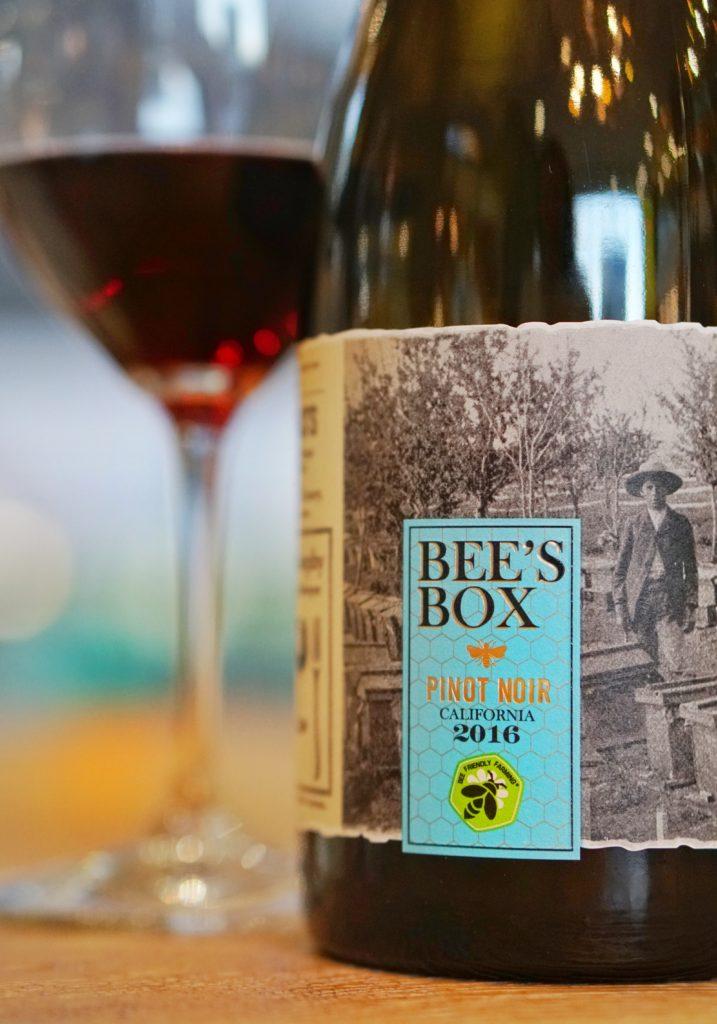 Bee's Box Wine Pinot Noir