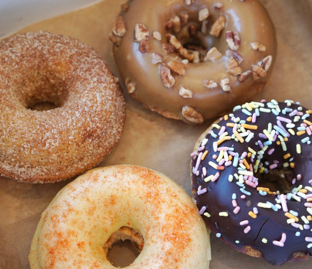 Urban Cookies Bakeshop Phoenix Donuts