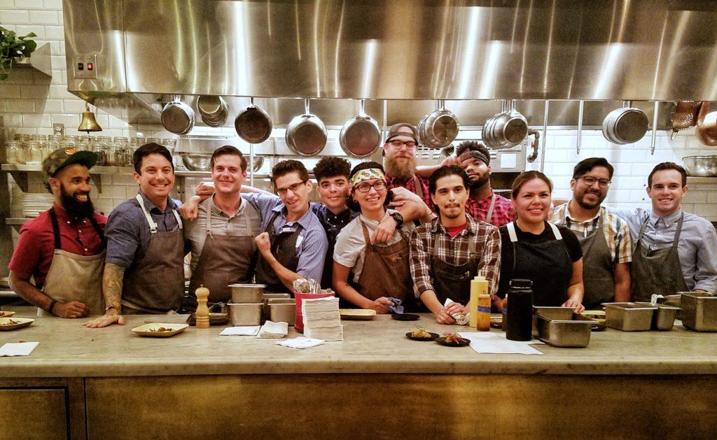 JBF Taste American Phoenix Chefs