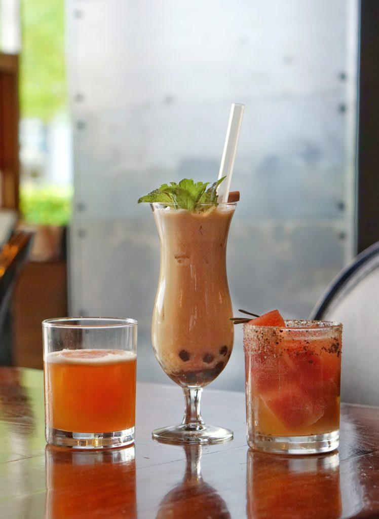 Blue Hound Phoenix new cocktail menu