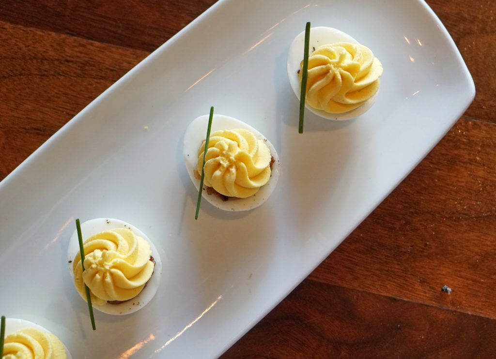 Blue Hound Phoenix BHKC deviled eggs