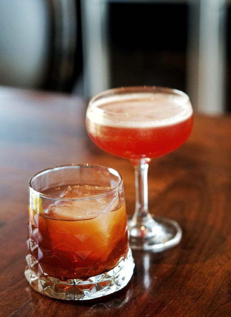 Blue Hound Phoenix new cocktails