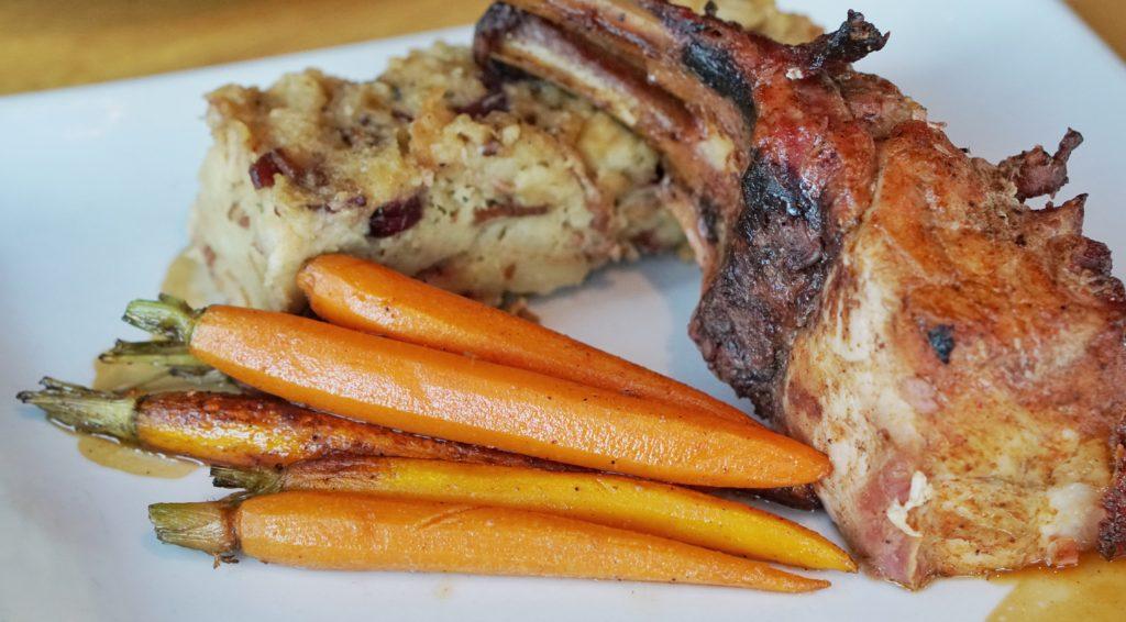 Market Street Kitchen Scottsdale Pork Chops