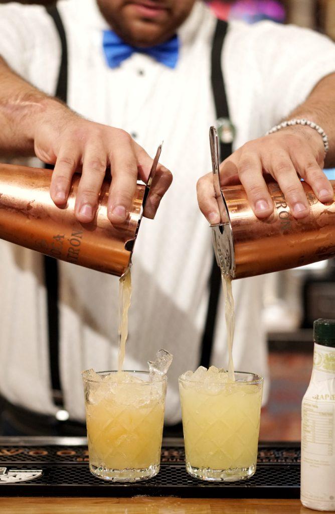 Bitters Craft cocktail bar