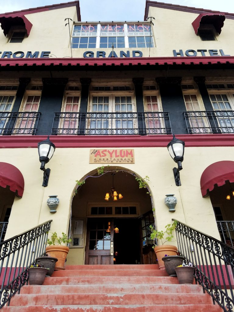 Jerome Grand Hotel and Asylum
