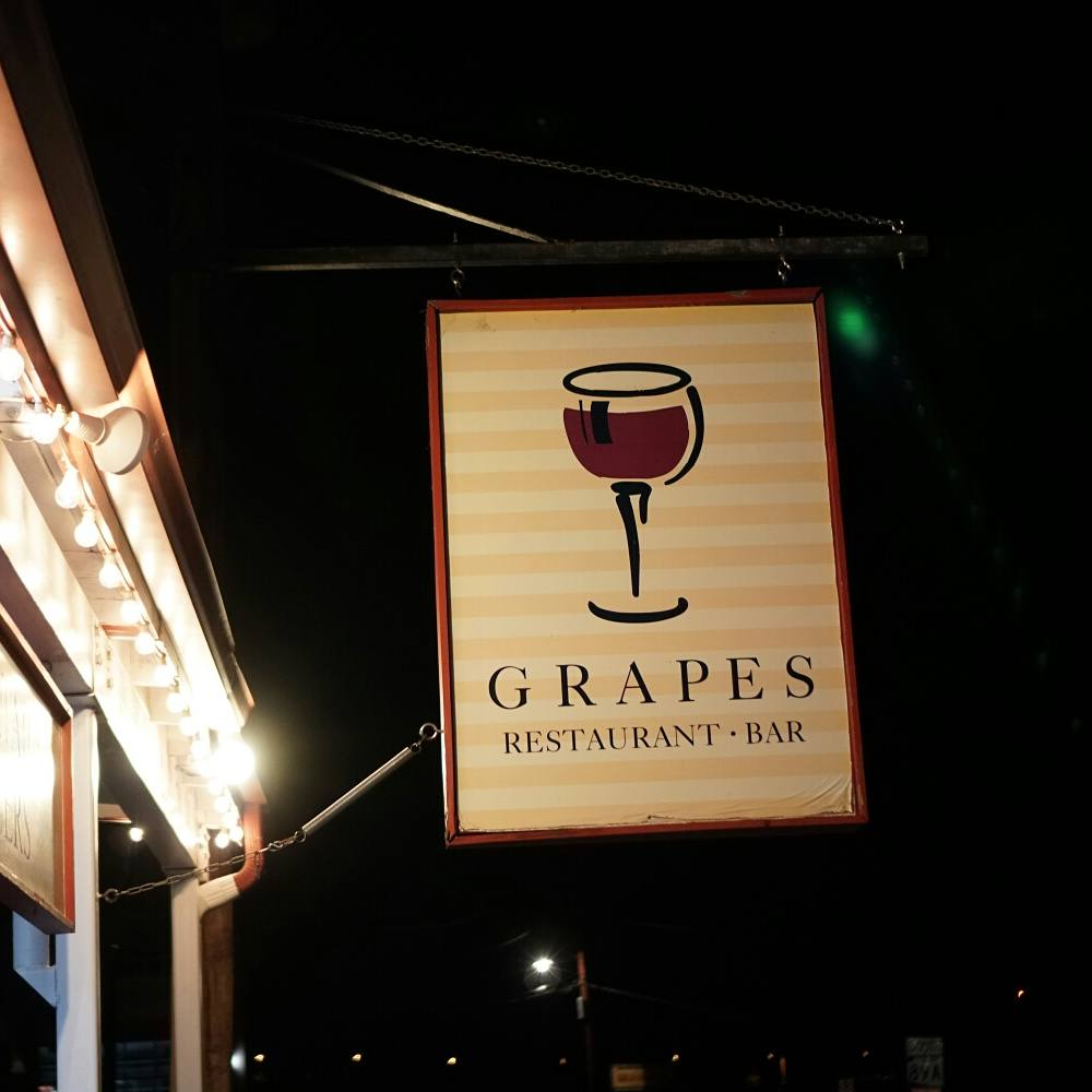 Jerome Grapes Restaurant