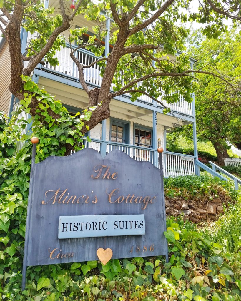 Jerome historic rental cottage